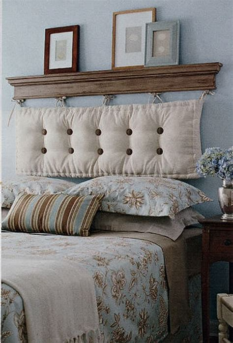 Hanging Pillow Headboard by 10 Easy Diy Shelves Tutorials Plans And Ideas