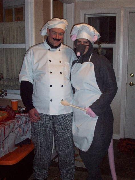 diy chef costume chef and ratatouille diy costumes