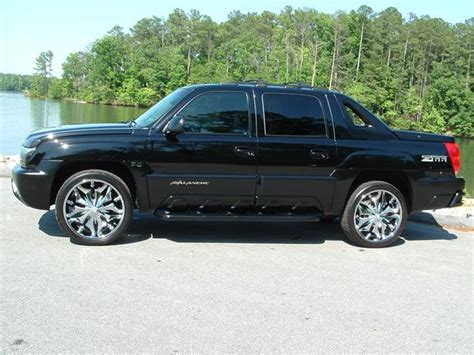 01337 Blings Chevy Avalanche mkmtrsprts 2003 chevrolet avalanche specs photos modification info at cardomain