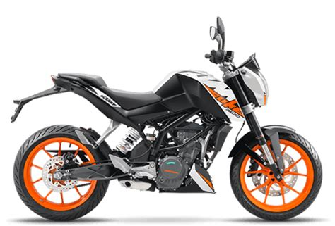 KTM Duke 200 Review   Motorcycle Reviews   MotorcycleBD
