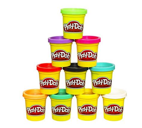 play doh play doh modeling compound 10 pack of