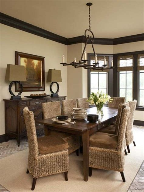 dining room trim ideas dark trim design pictures remodel decor and ideas