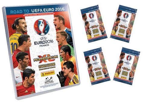 Euro Gift Card - panini adrenalyn xl road to euro 2016 cards cardzreview