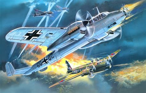night fighter dornier do 215 b 5 r4 sn of njg 2 in flight 1942 world war photos wallpaper do 215 b 5 kauz iii welington figure art night fighter dornier images for