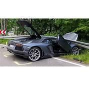 Image Gallery Lamborghini Crash