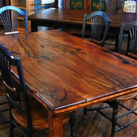 Hawkins Cribs by Mesquite Dining Table