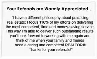 referral quotes for business cards business cards realtor referral quotes for the back