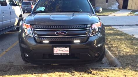 ford explorer light oracle wireless switch led driving lights 2015 ford