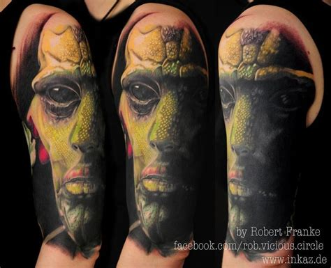 tattoo photo effects online this thane tattoo from mass effect rocks so much ink