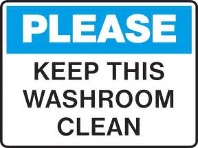 Bathtub Grout Cleaner Keep Clean Bathroom Signs Magnificent Toilet Sign Plaque