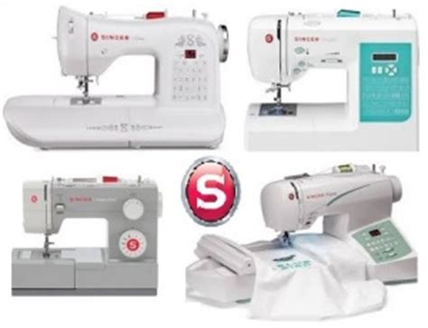 3 best singer sewing machines that makes stitching easy