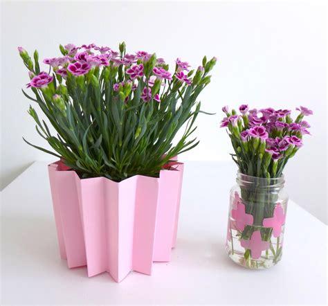 Deko Vasen Mit Blumen by Pink Power Diy Blumen Tischdeko Mit Mininelken Sophiagaleria