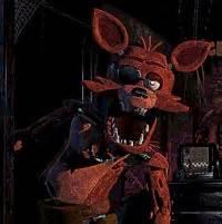 Foxy the animatronic s profile vine