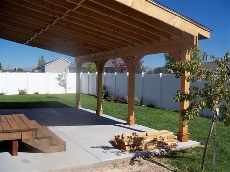 Outdoor Patio Cover Designs 25 Best Ideas About Covered Patios On Patio Decks And Outdoor Patio Designs