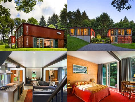 old lady house inexpensive shipping container for a designer home