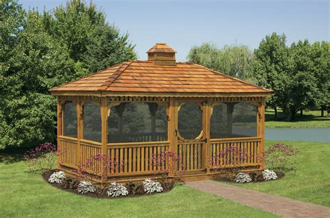 gazebos wooden garden shed plans compliments  build