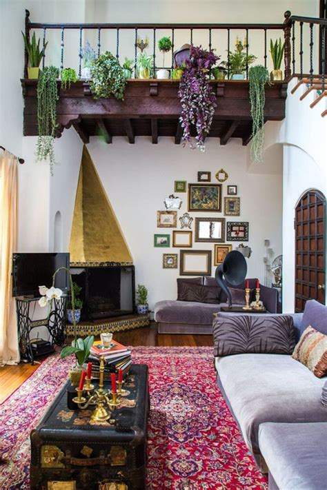 style your home with bohemian d cor chiccasa diary design crush bohemian decor house of hipsters