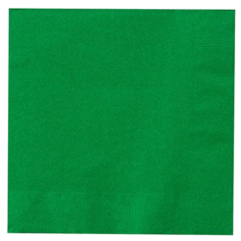 Green Emerald emerald green green lunch napkins 50 count