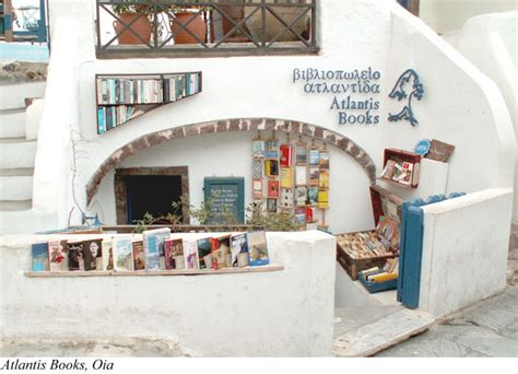 atlantis books atlantis books santorini literary heaven on island