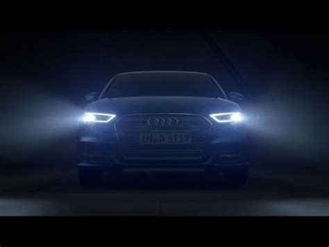 Audi A3 Led by Audi A3 Matrix Led Youtube