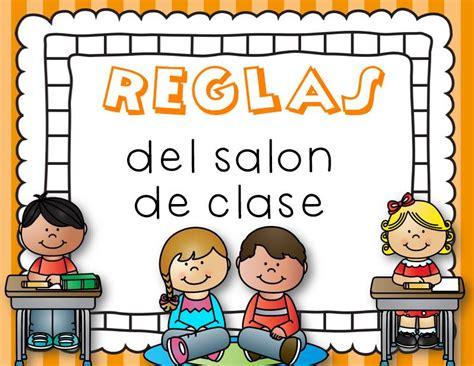 letreros para el salon de clases reglas de clase 2 imagenes educativas