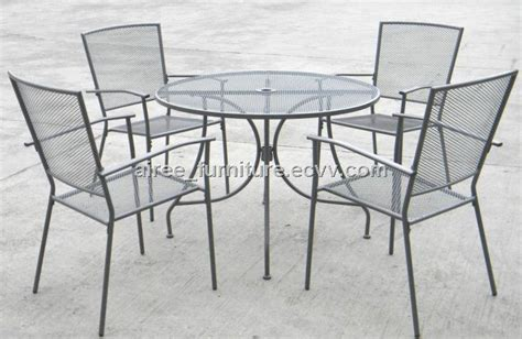Steel Mesh Patio Furniture by Steel Mesh Patio Dining Purchasing Souring Ecvv