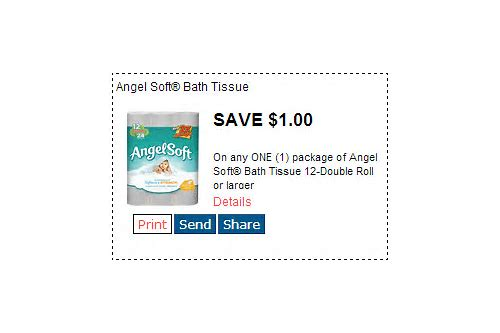 angel soft coupon printable
