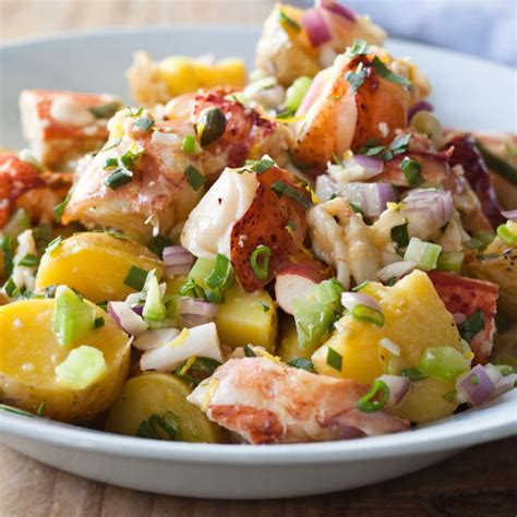 french potato salad from the barefoot contessa cookbook lobster potato salad recipes barefoot contessa