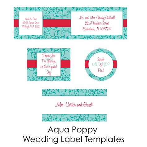 wedding shipping address return address labels zazzle