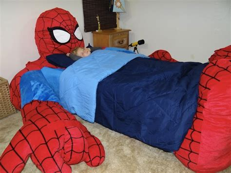spiderman beds coolest bed ever spider man bed craziest gadgets