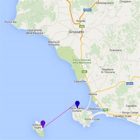 traghetto porto santo stefano isola giglio orari traghetti elba traghetti isola giglio