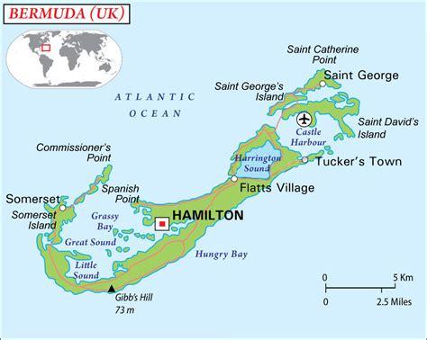 bermuda map maps of bermuda bizbilla