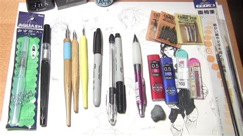 Drawing Supplies by My Drawing Supplies And Materials