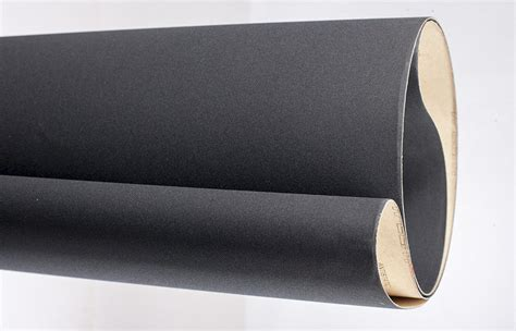 wide silicon carbide sanding belts abrasive with anti