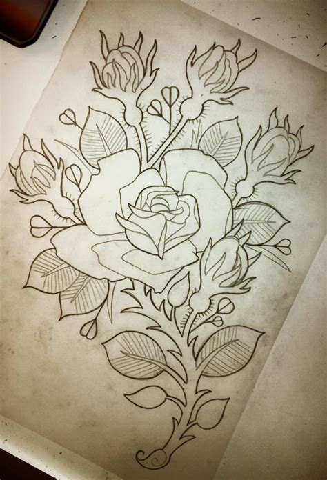 design outline meaning 28 outline rose tattoos 25 best ideas about rose