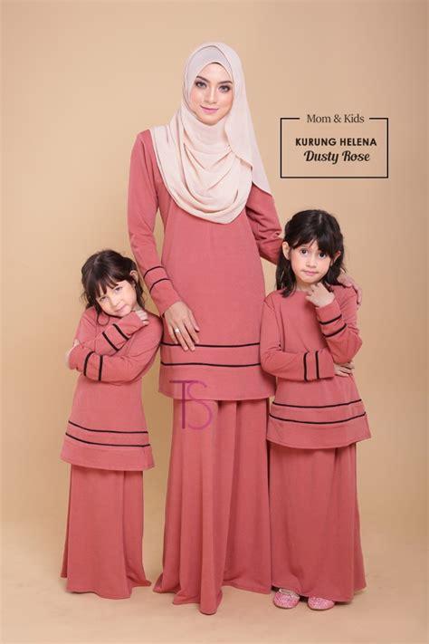 baju ibu dan anak sedondon untuk muslimah butik ariadna baju kanak kanak hairstylegalleries com