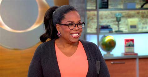 oprah winfrey new book oprah winfrey talks new book intention and weinstein