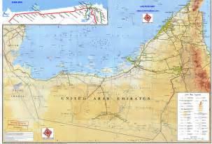 Uae World Maps Of Uae United Arab Emirates Map Library Maps Of