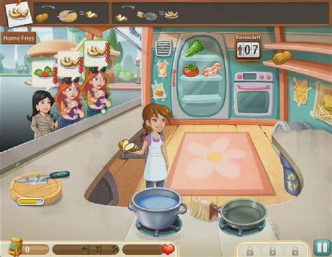 kitchen scramble