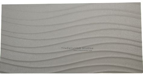 fliese welle linear wave ceramic tile grey and white tiledaily
