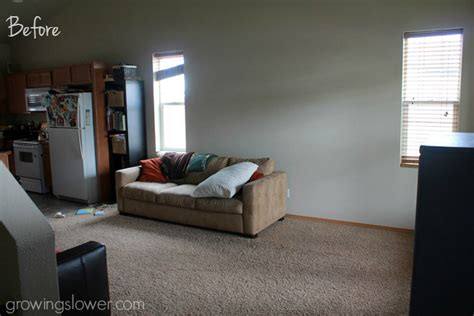 Easy Living Room Makeover Budget Living Room Makeover Before And After How To