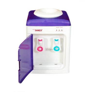 Dispenser Air Sanex D102 jual sanex top load door d188 water dispenser
