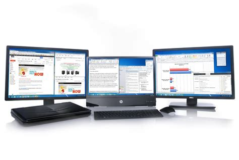 Multi Monitor how displayport multi delivers new levels of