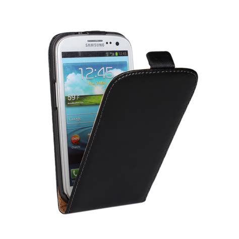 Flip Cover Samsung Galaxy G350e genuine black leather flip mobile phone cover for samsung galaxy model ebay