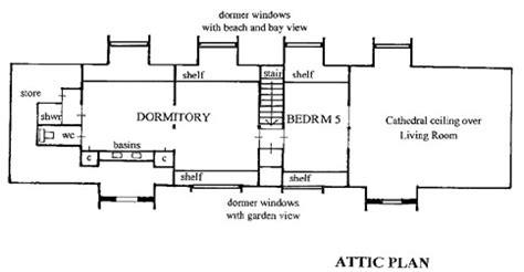 house with attic floor plan rum jetty beach house floor plans