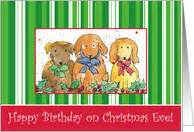 birthday  christmas eve cards  greeting card universe