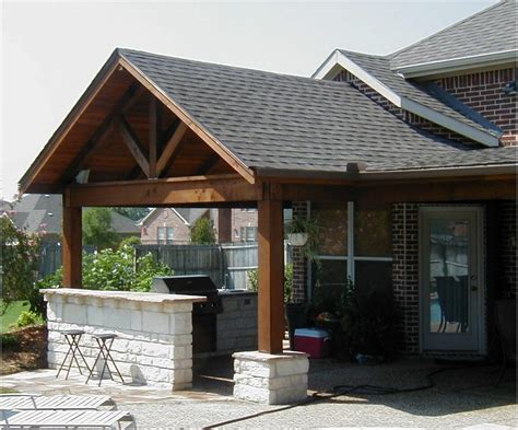 covered outdoor kitchen cost cost to build a patio cover 187 purchase outdoor magnificent