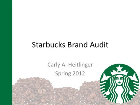 Starbucks Logo Generator Joy Studio Design Gallery Best Design Starbucks Powerpoint Template