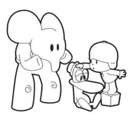 pocoyo coloring pages pocoyo coloring pages free printable coloring pages