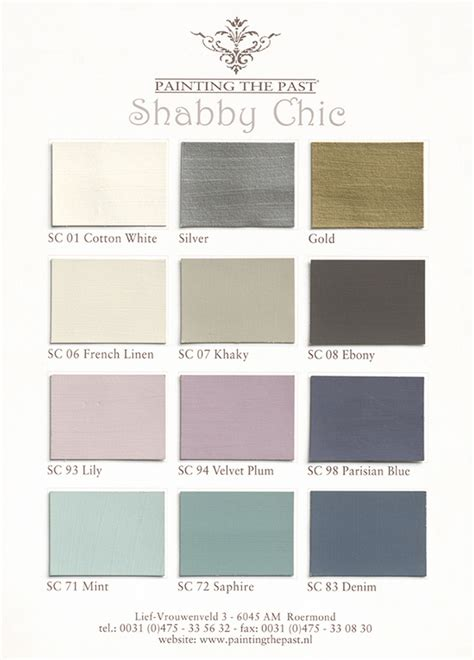 Inspiring Painting Furniture Shabby Chic Home Ua The Past Shabby Chic Paint Colours